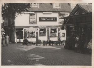 Original photograph of the Duke of York 20/11/1960.
