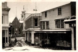 Original photograph of the Pantiles 10/1/1960.